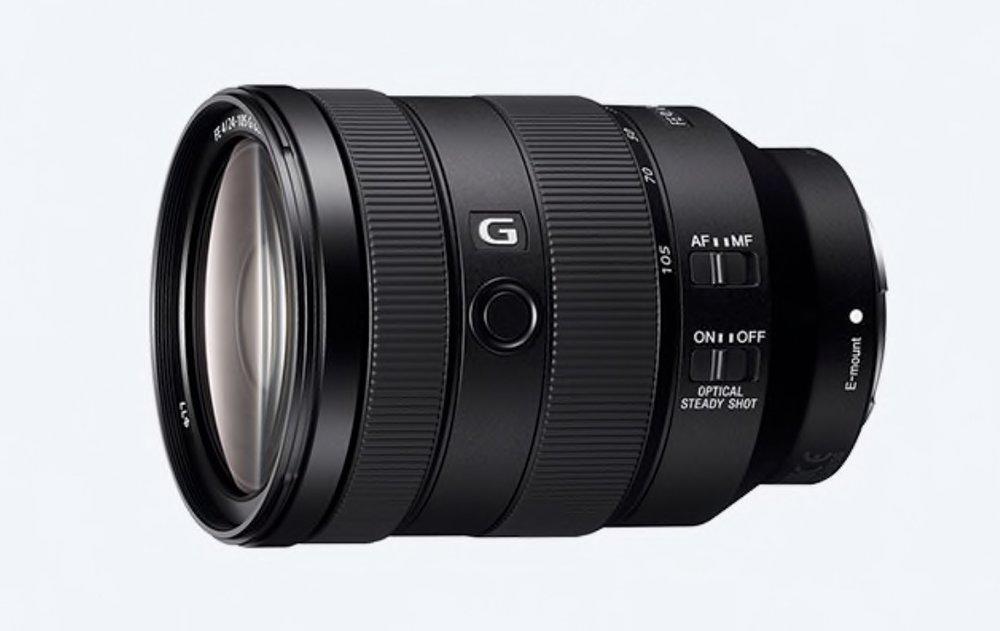 Sony 24-105 F4 G -