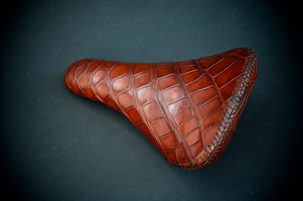 Crocodile-leather-handmade-seat-saddle-custom-motorcycle-bike-bicycle-cycling-vintage-fizik-brooks-selle-italia-san-marco-specialized-wtb-made-in-austin 5.jpg