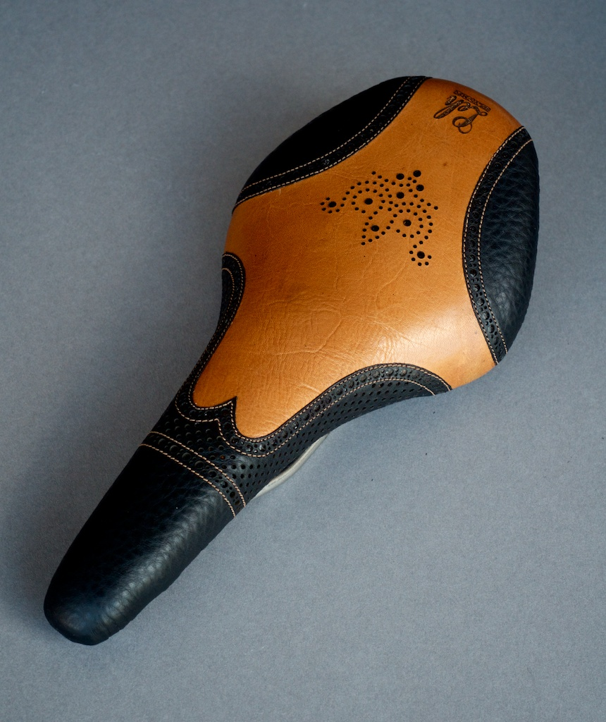 Velo-custom-leather-wingtip-saddle-seat-bike-bicycle-brogue-lasercut-leather-caramel-honey-black-brooks 2.jpg