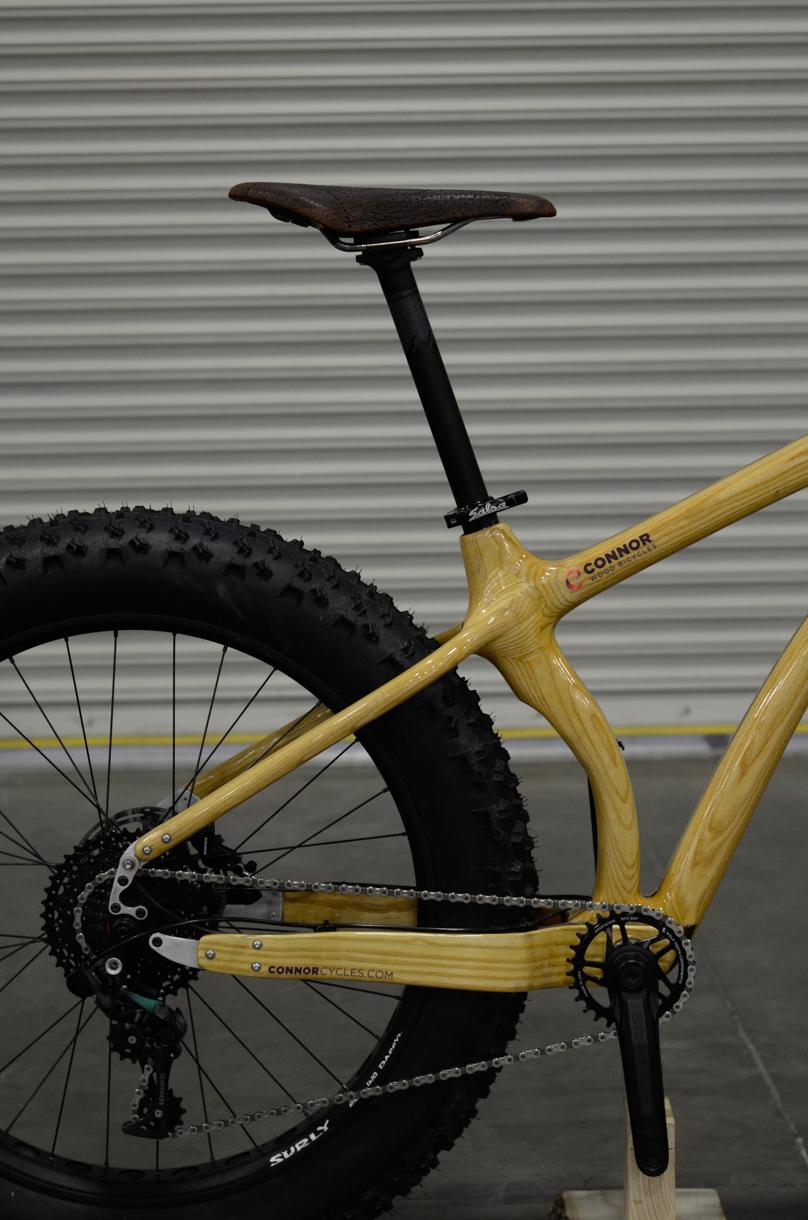leh Cycling goods seats leather Nahbs north American bike show prince bike-purple Reign Peakcock groove custom best in show winner connor wood -12.jpg