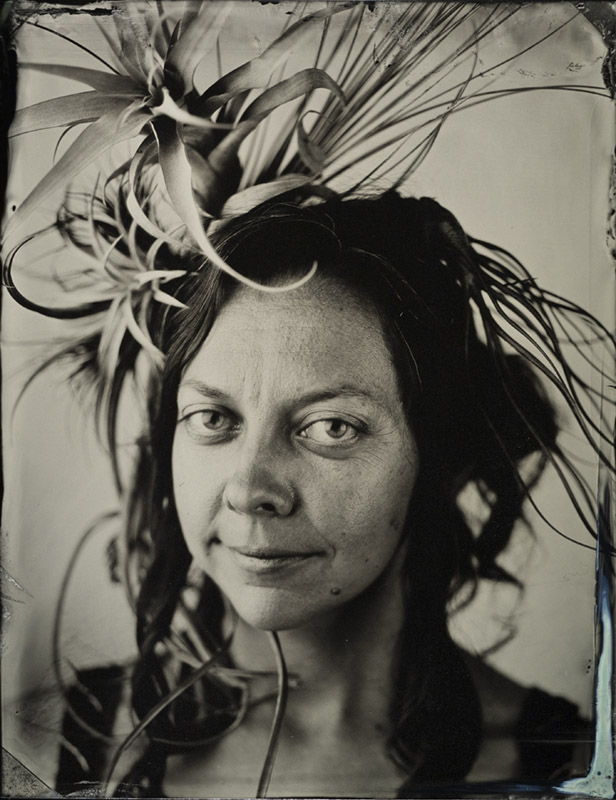 Tintype Portrait Copyright PhotoboothSF