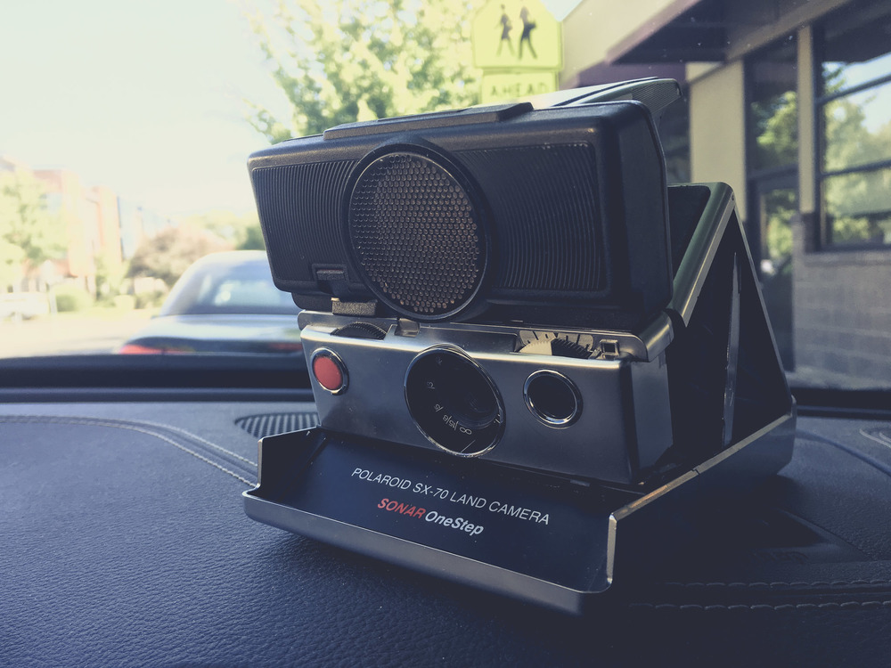 Polaroid SX-70 Land Camera | Daniel Hedrick