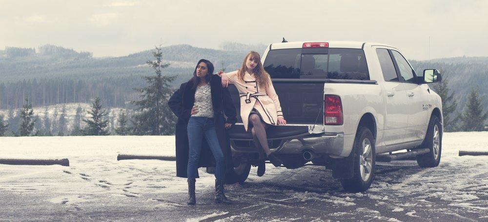 Kanchan & Kayla - Stub Stewart State Park | December 2017