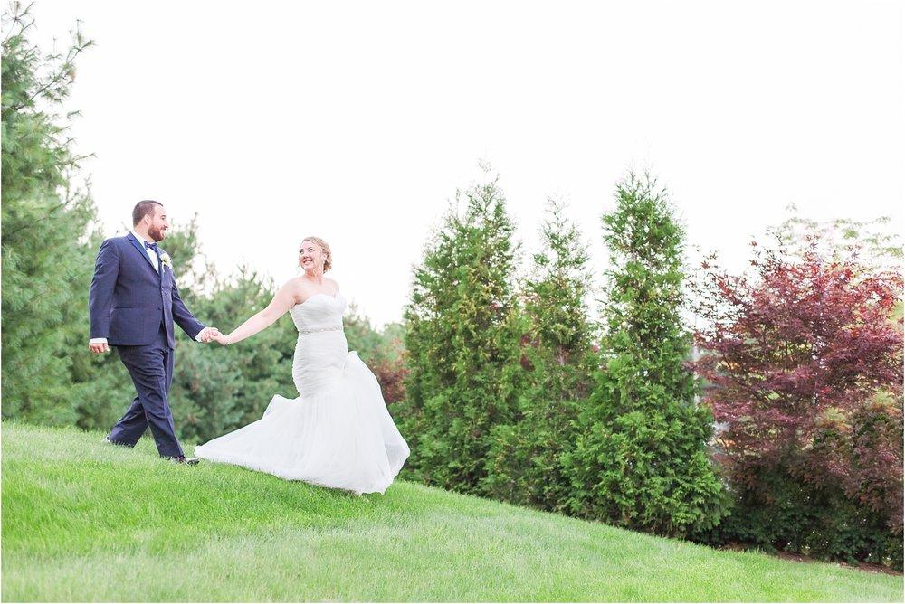 Joyful and Candid Wedding at Crystal Gardens, Howell, MI | Chelsea + ...