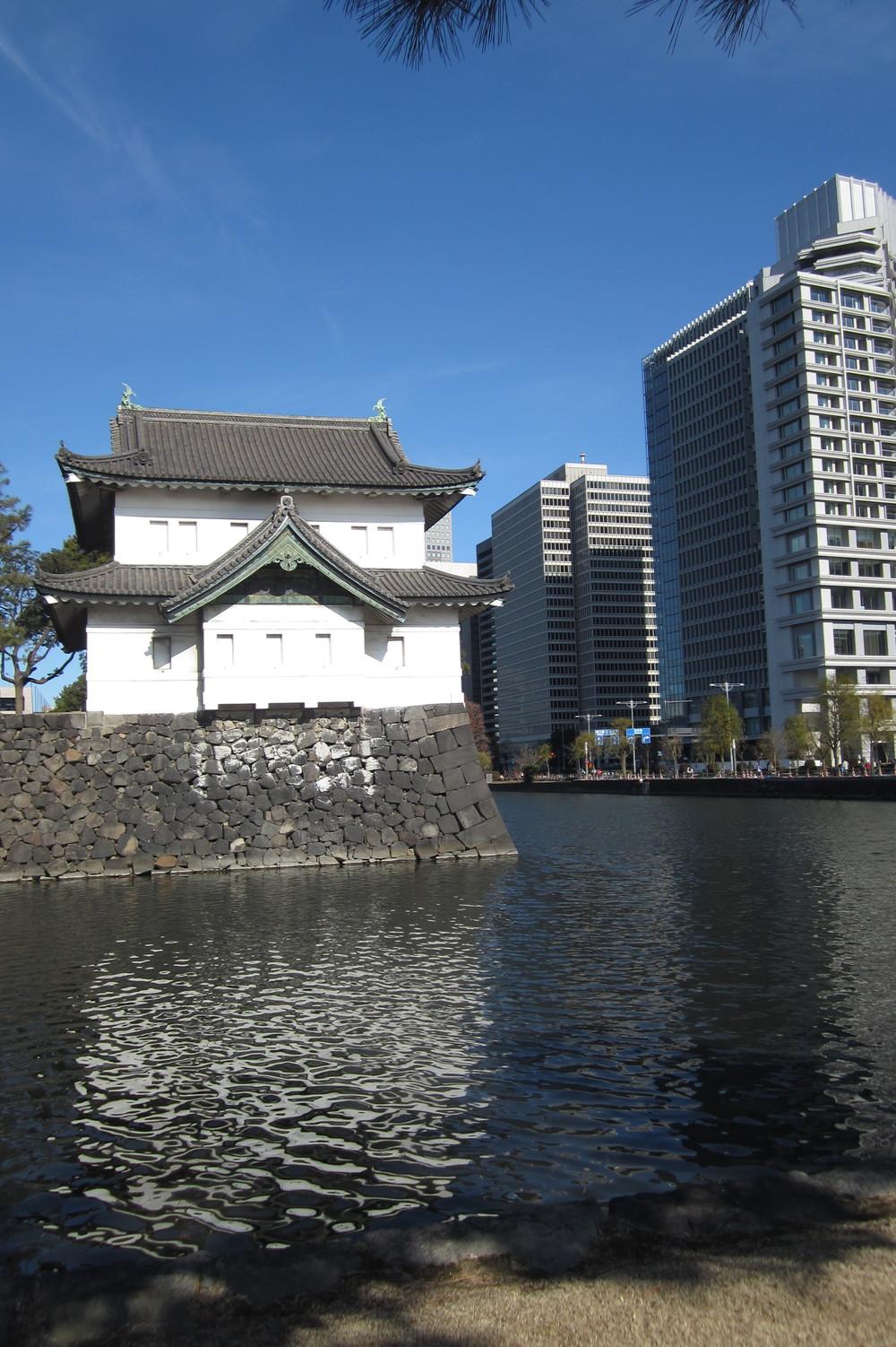 Tokyo, Day 2: Imperial Palace, Asakusa & Ginza