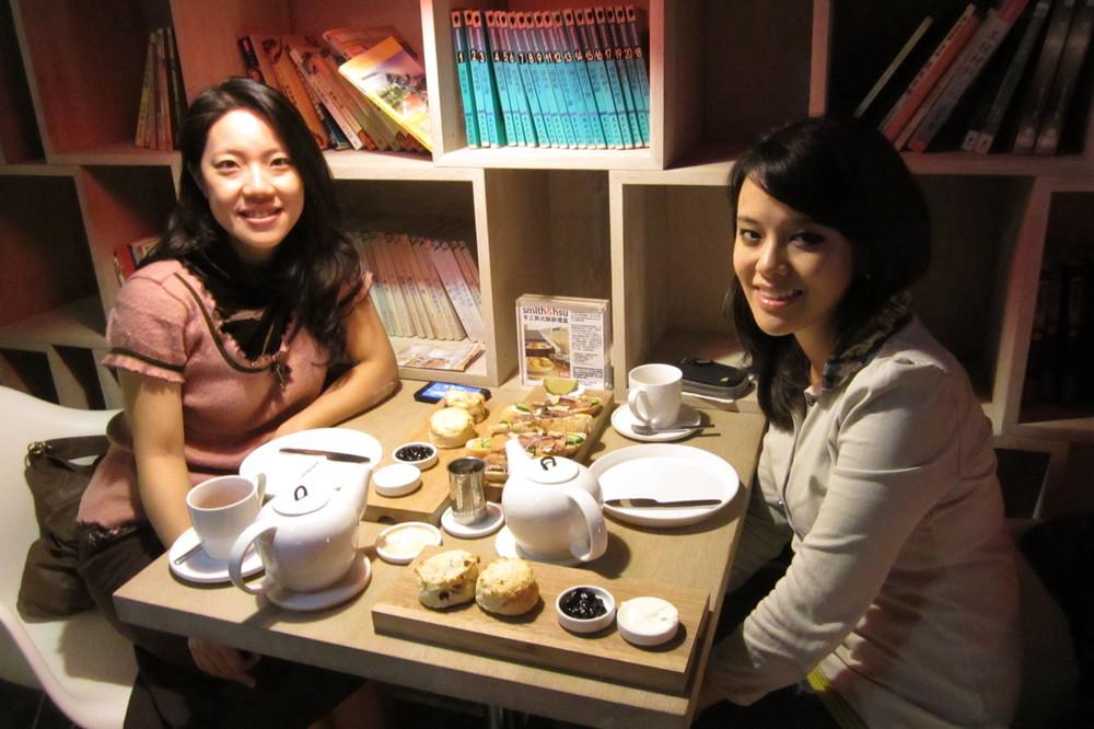 November in Taipei