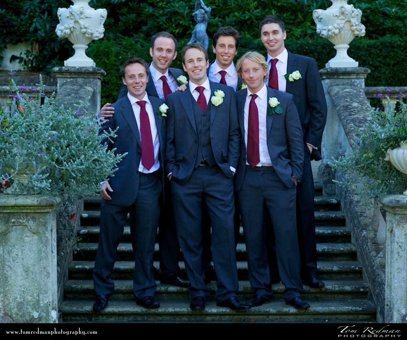 Compton Acres Italian Villa weddings