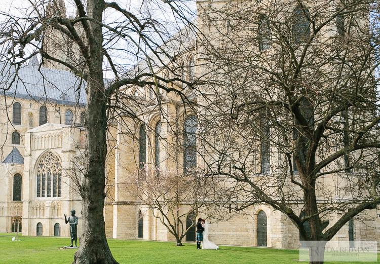 Canterbury Cathedral wedding photographers
