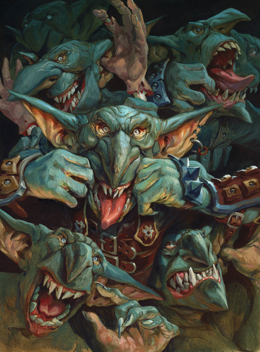 [bank] Les artistes que vous adorez - Page 9 Art+id+149172+Taunting+Goblins+final