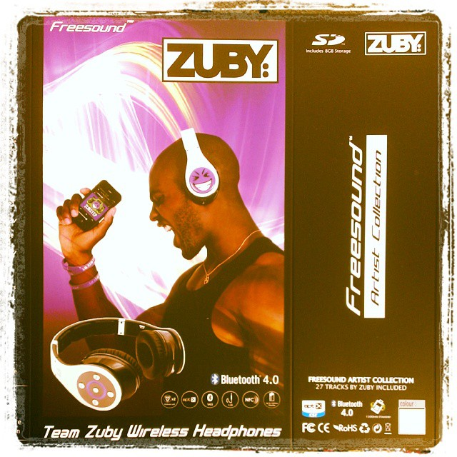 TeamZuby Wireless Headphones OUT NOW #musicians #headphones #wireless #nfc