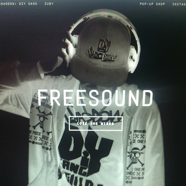 New websites going in! Check it. www.freesounduk.com  #Freesound #losethewires #headphones #DiY #wireless