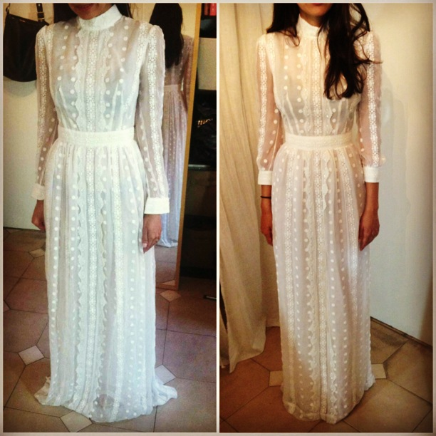 Wedding Dresses Before And After
