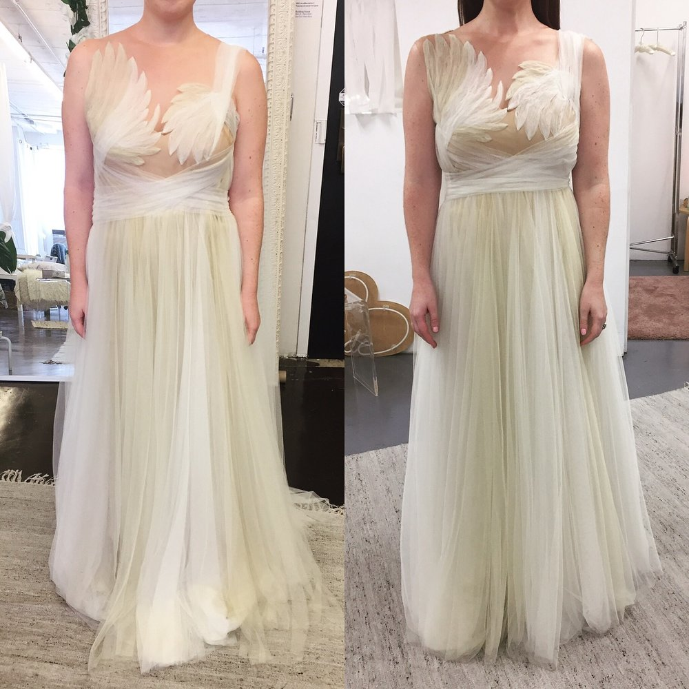 Special Wedding Dress Alterations