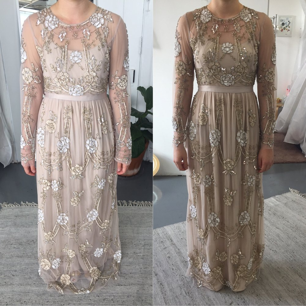 TWS BHLDN Needle and Thread