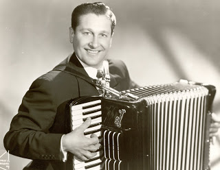 "One of the better known accordion players ... Lawrence Welk who is our person of note that we will be quoting today ""There are good days and there are bad days and this is one of them."""