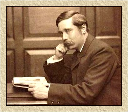 Author H. G. Wells