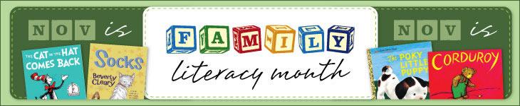 National Family Literacy Day Happy National Family Literacy