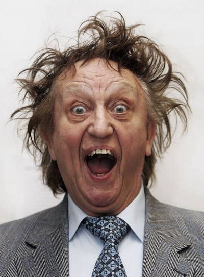 ~Comedian, Singer, Songwriter, and Actor Ken Dodd HAVE A GREAT SATURDAY!