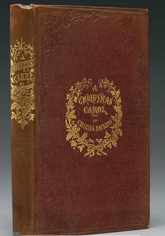 very rare first edition copies of a christmas carol cans sell from 15000 to an astonishing 40000 - A Christmas Carol First Edition