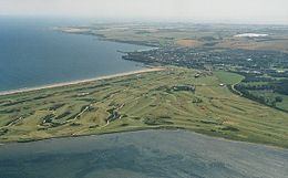St. Andrews Links, Scotland.