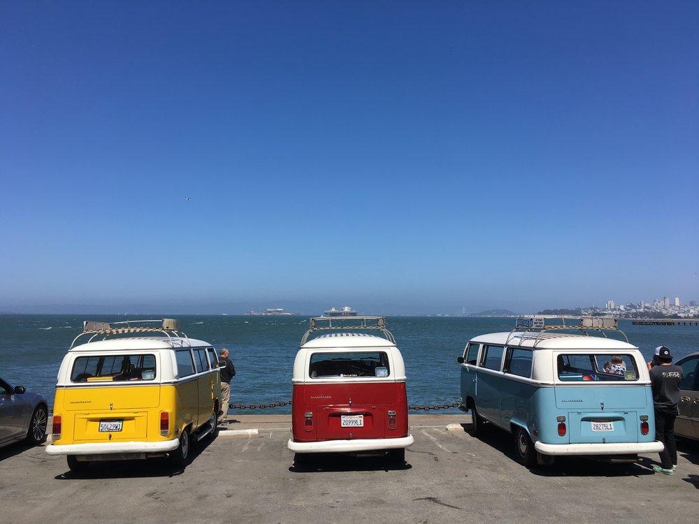 Alcatraz Combo Tours -