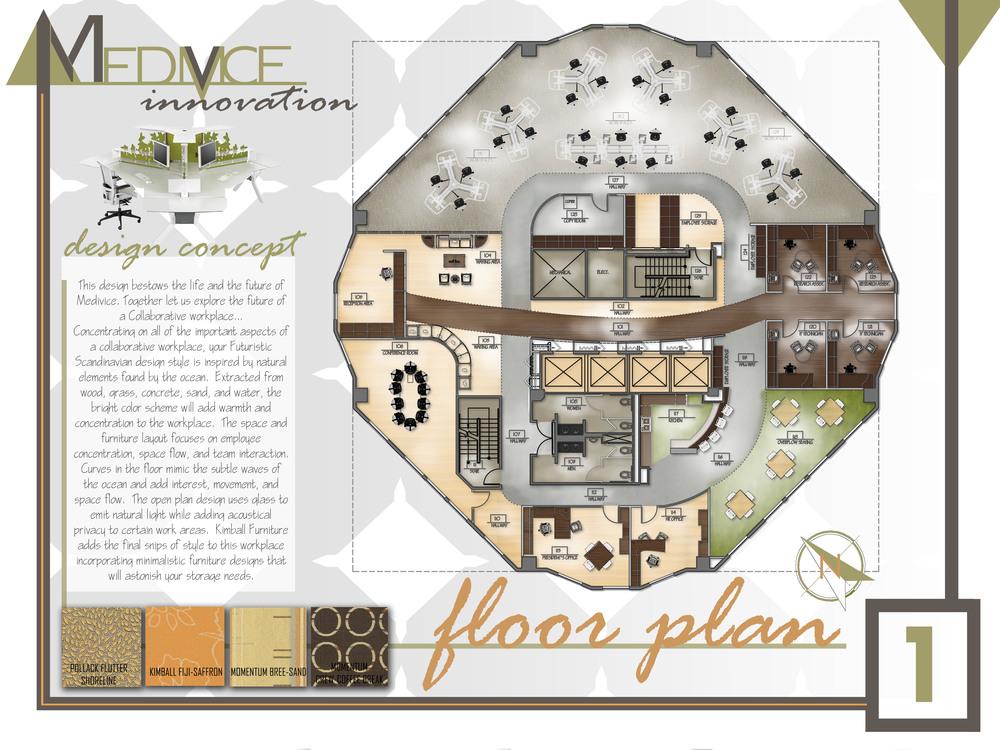 case study layout design