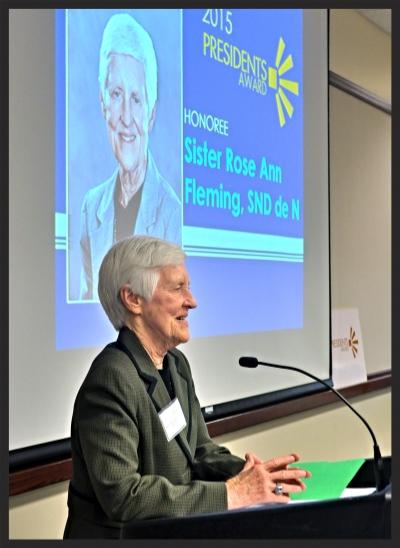 Sister Rose Ann