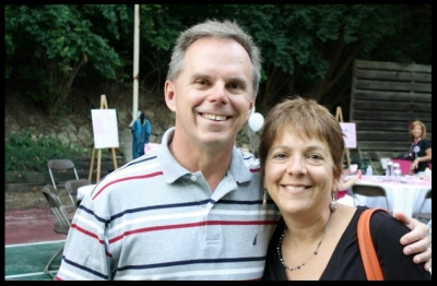 Mike and his beloved wife, Tami. Mike is the Media Manager at Mercy Health.