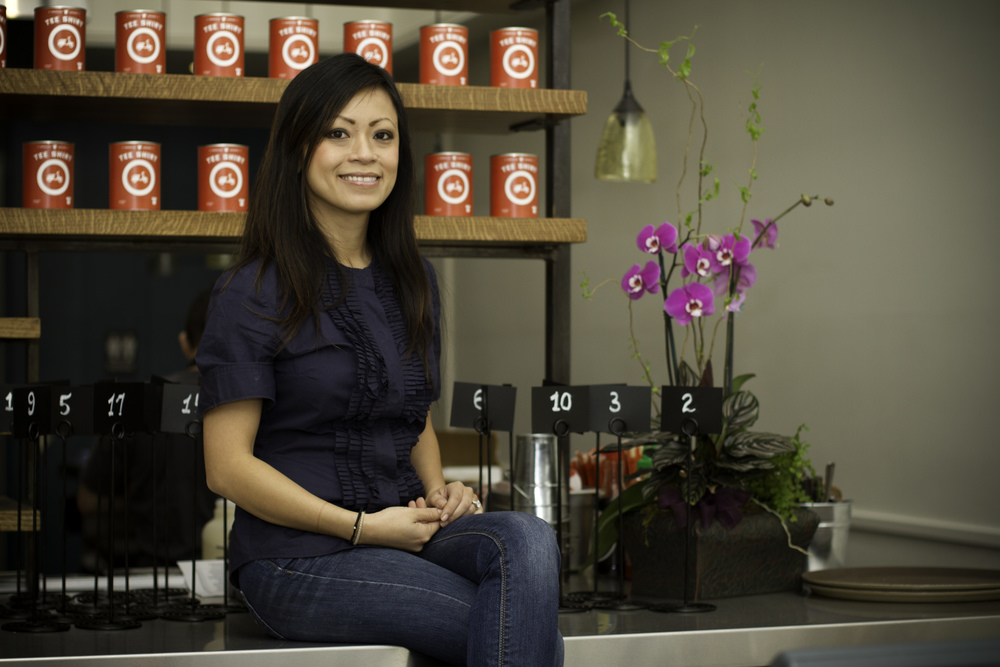 Denise Tran, founder and CEO of Bun Mee in San Francisco
