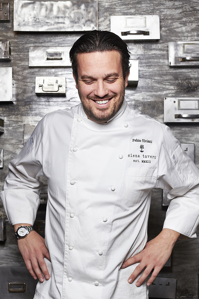 Bravo TV's favorite Top Chef Fabio Viviani