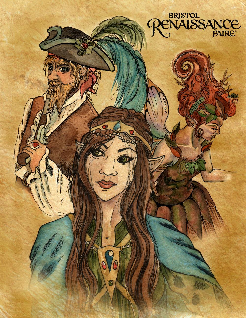 Fantasy Costume contest
