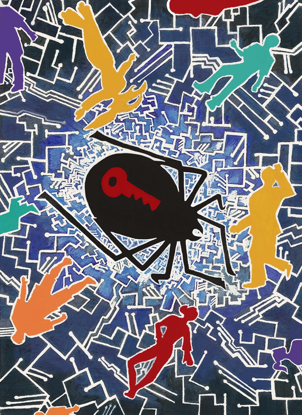 Siber web