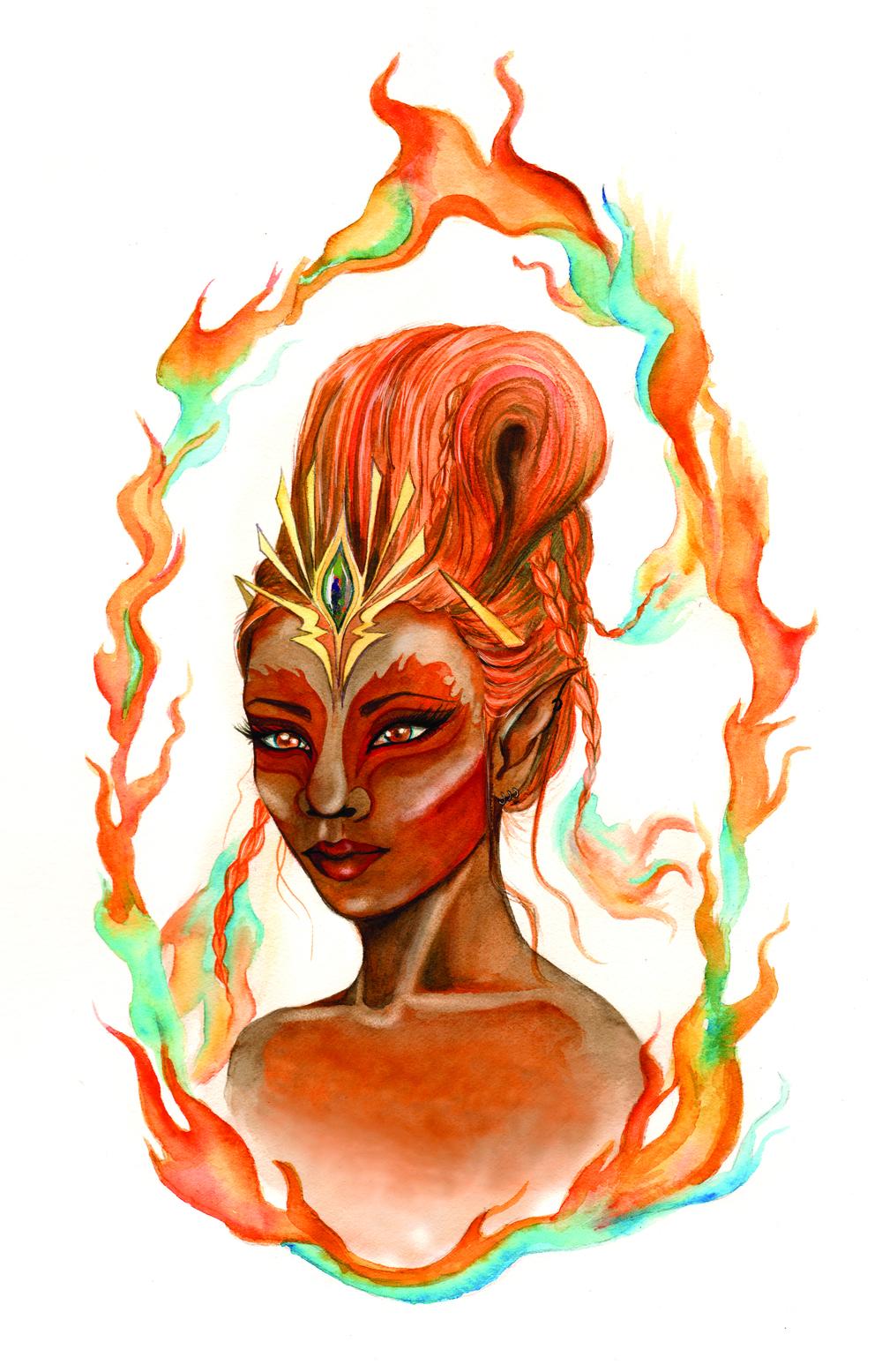 Fire Empress
