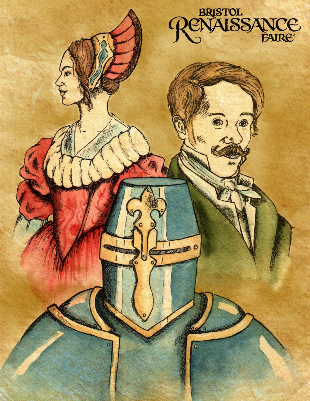 Historical Costume Contest