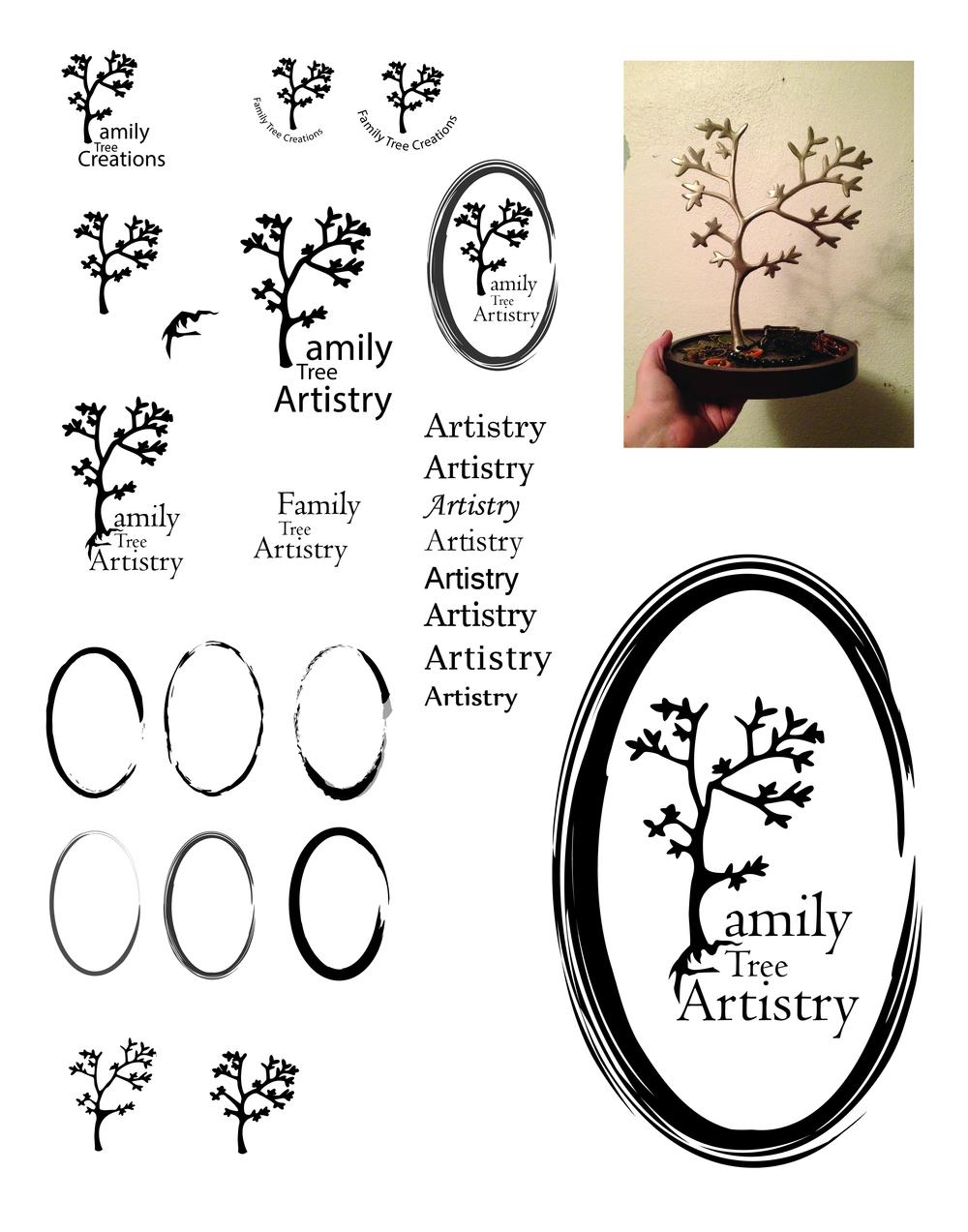 Family Tree Artistry