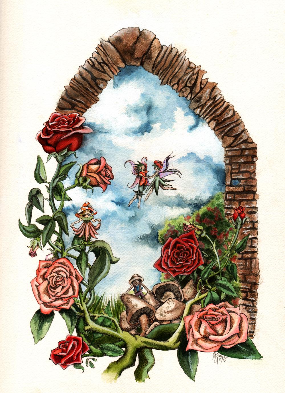 Fairy Garden