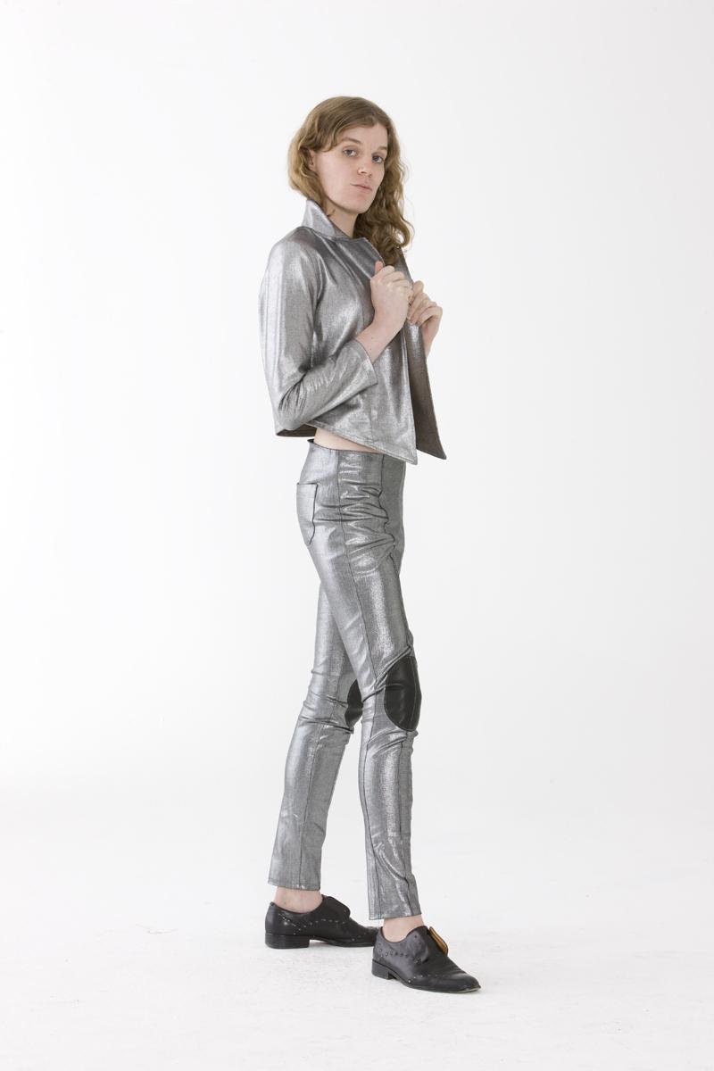 Siver Pants