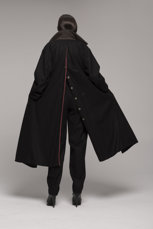 Manteau De Cocotte