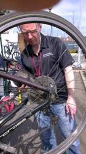 Give your bike a bit of tlc!