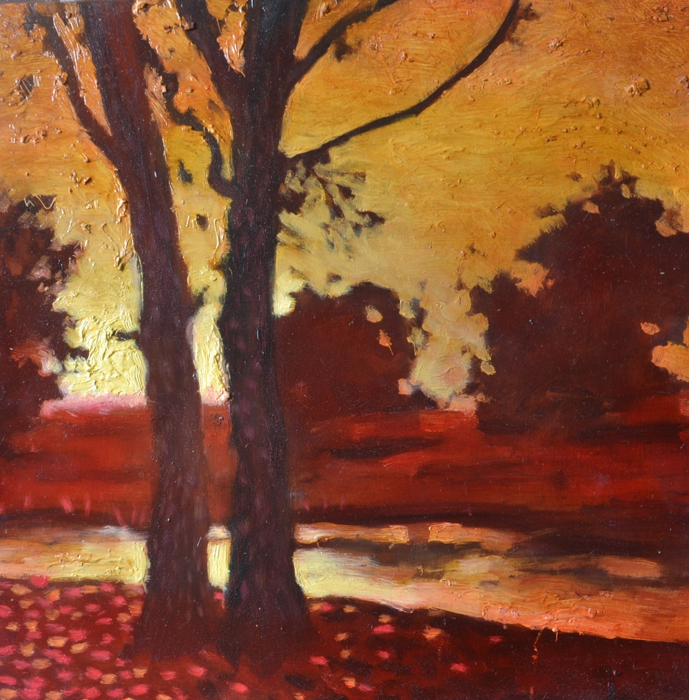 Sunset of Rubedo (Sold)