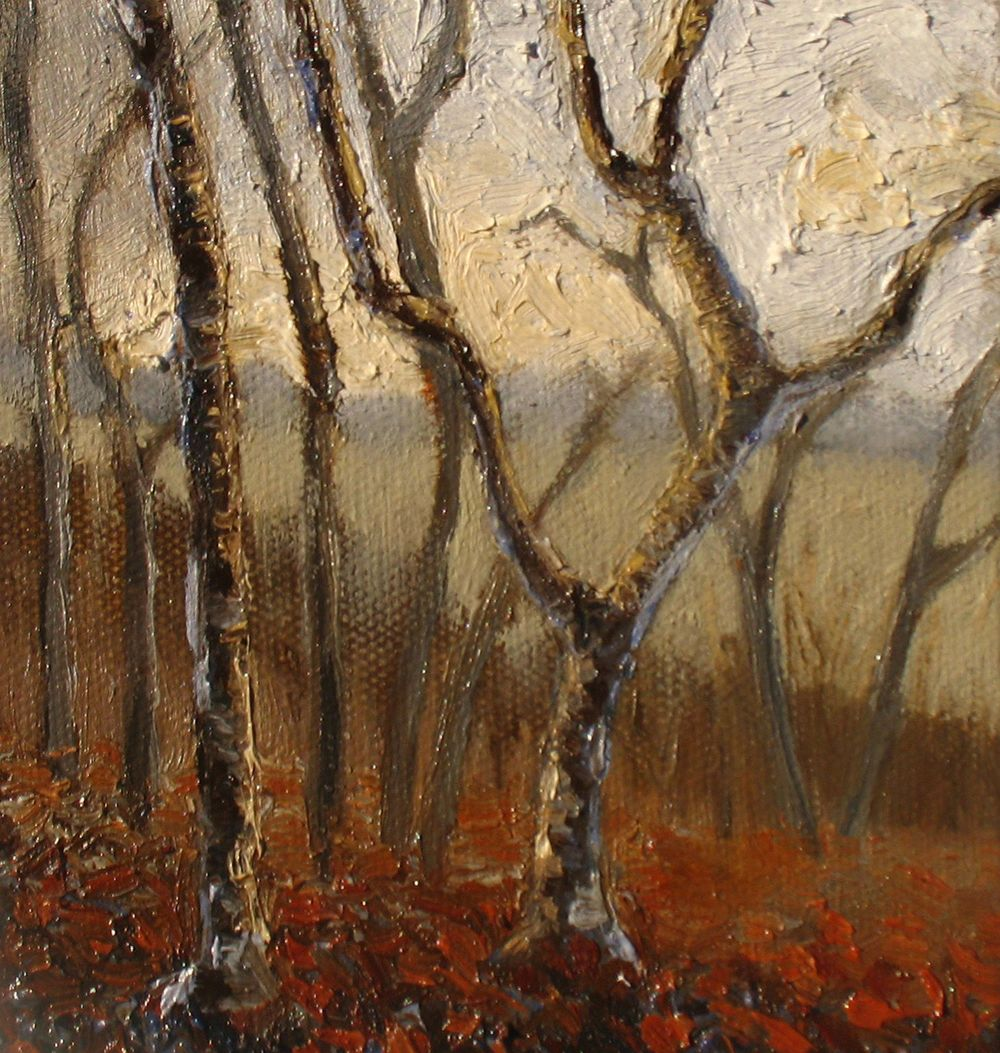 Edge of the Forest (Sold)