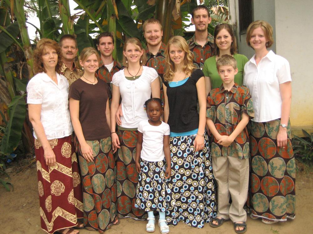 Dan & Christine Grings Family