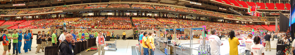 2009 World Championship crowd