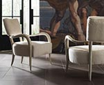 Elka Chair Roger Turnbow; Ron Lackey, ASFD; James Fogle Bernhardt Furniture
