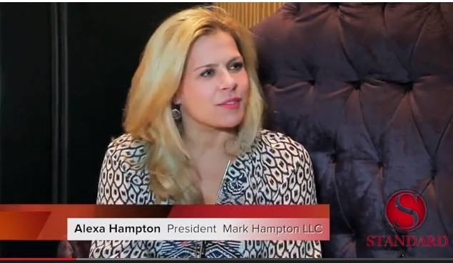 Alexa Hampton Discusses 2013 Pinnacle Awards