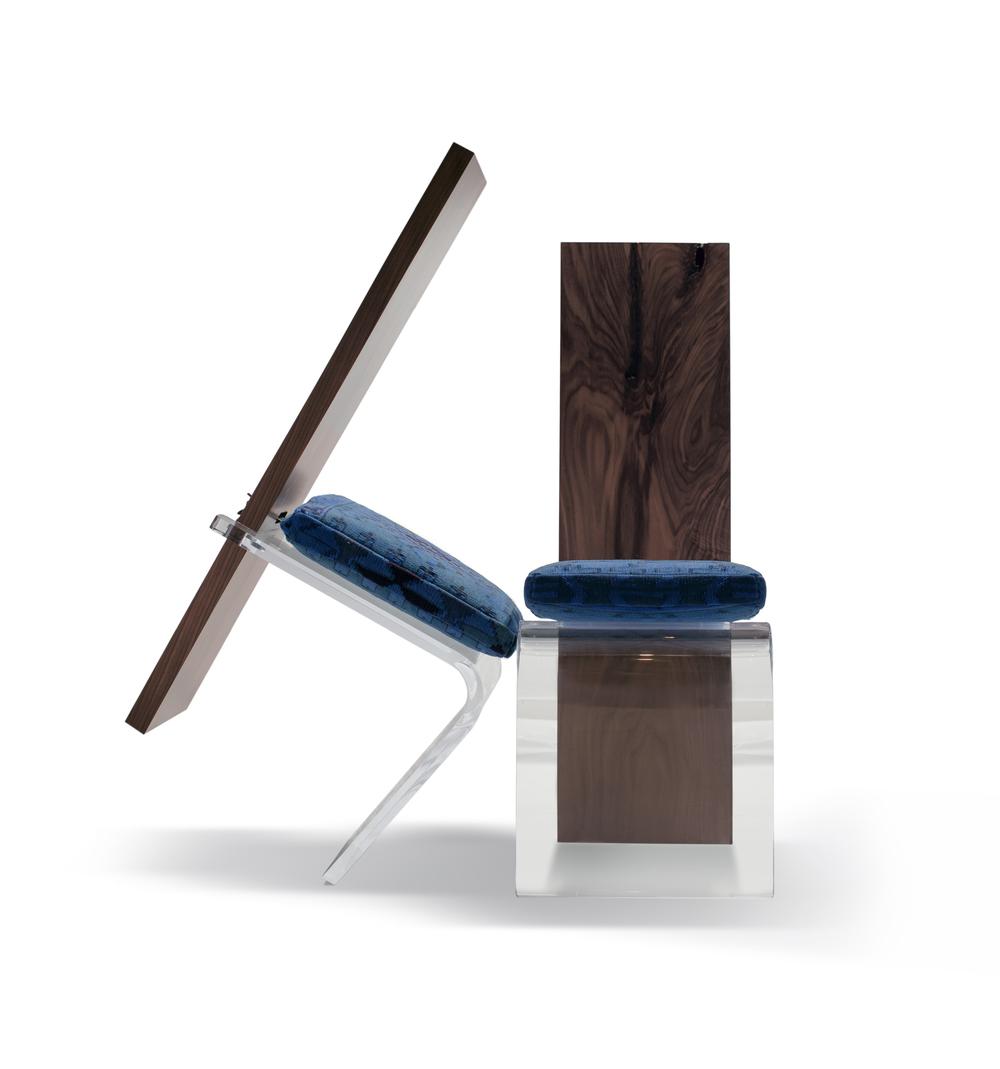 Ambrosia Chair Bea Pila, ASFD Gabriela Noelle Hide & Seek Collection          Artistic License