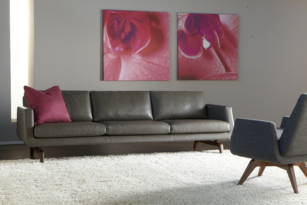 Nash Sofa John Mascheroni American Leather