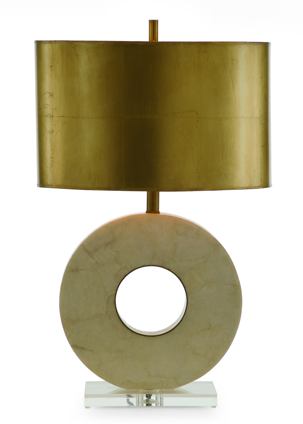 Parisian Table Lamp Pride Sasser, ASFD Grand Tour Collection                        Century Furniture.