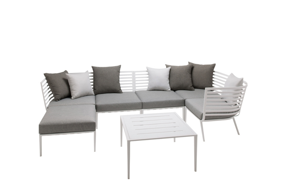 Vista Sectional Carsten Astheimer Gloster Furniture, Inc.