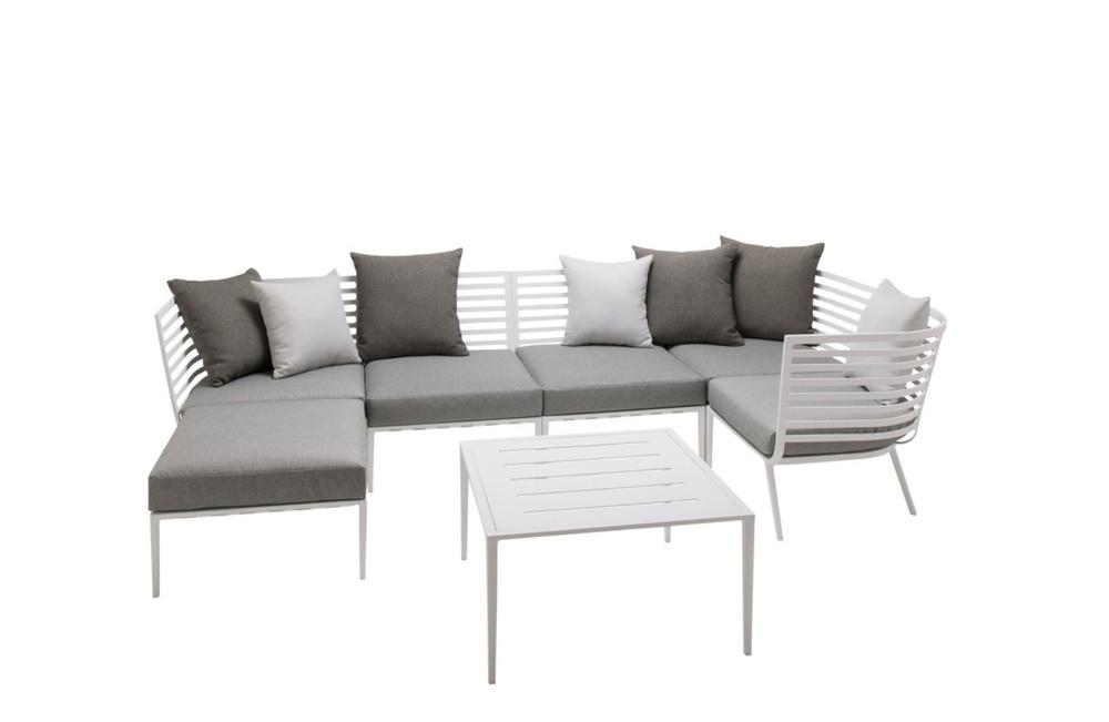 Vista Sectional Carsten Astheimer Gloster Furniture, Inc.